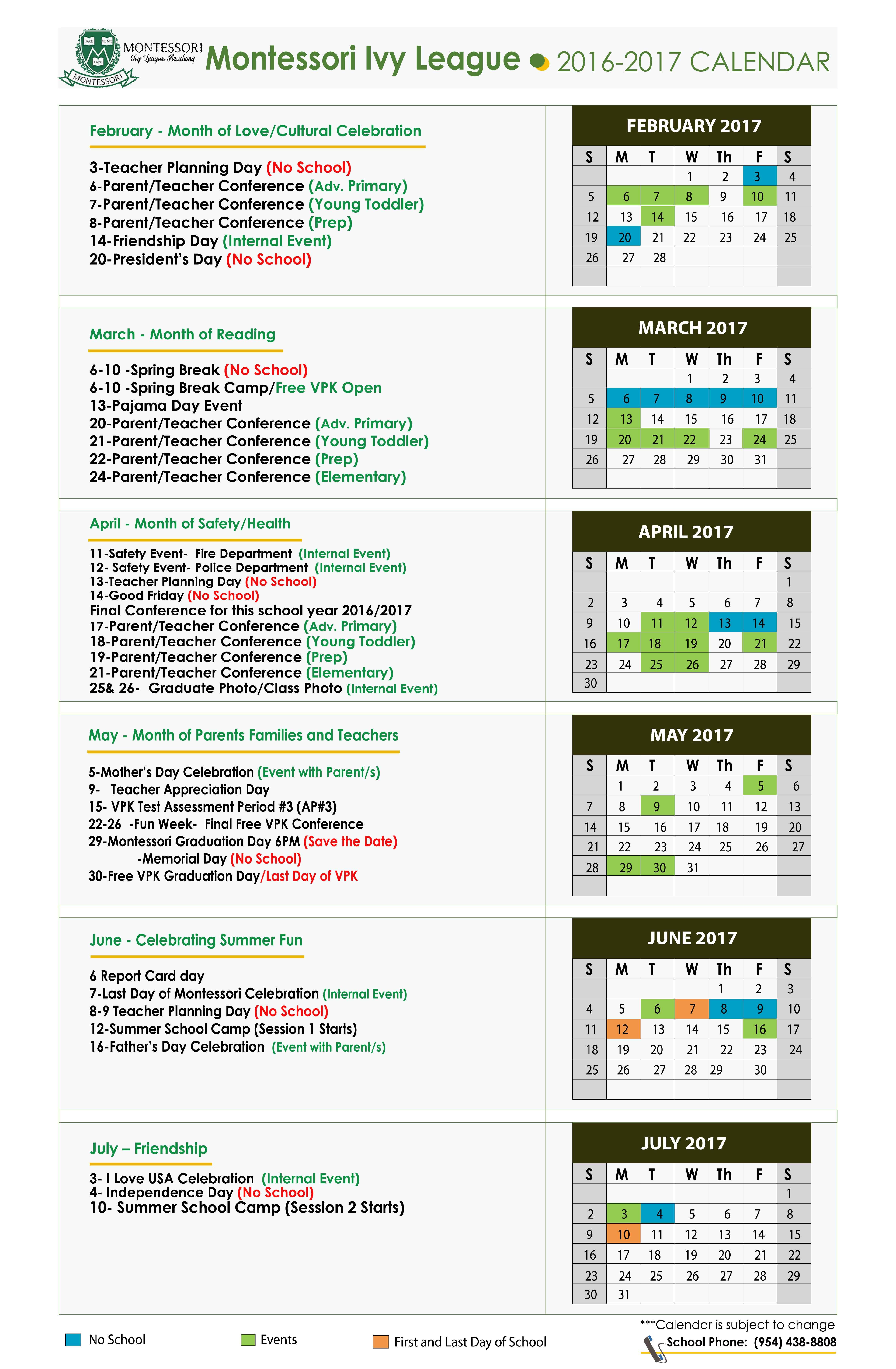 2016-17 Calendar PART2 jul17