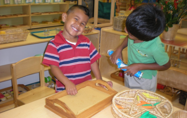 Montessori Focuses on Child Development