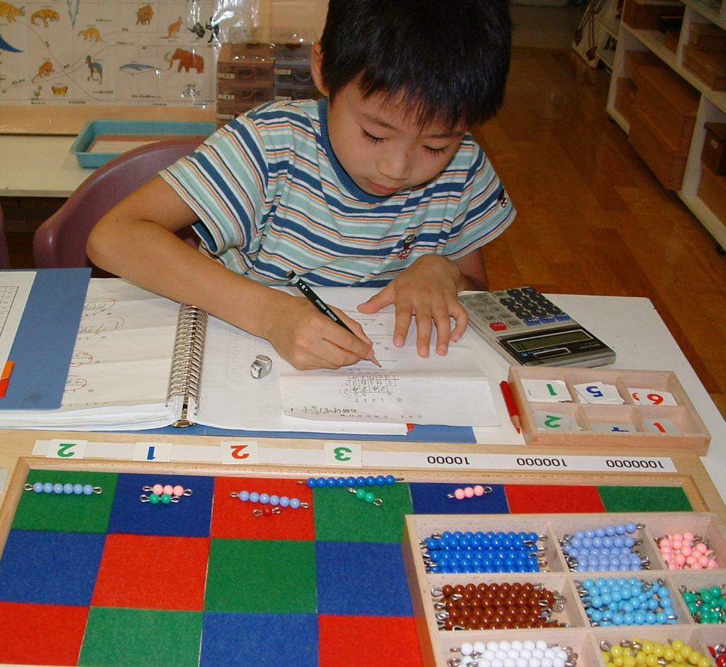 Montessori Curriculum