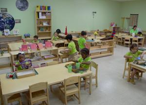 Adv. Primary Class